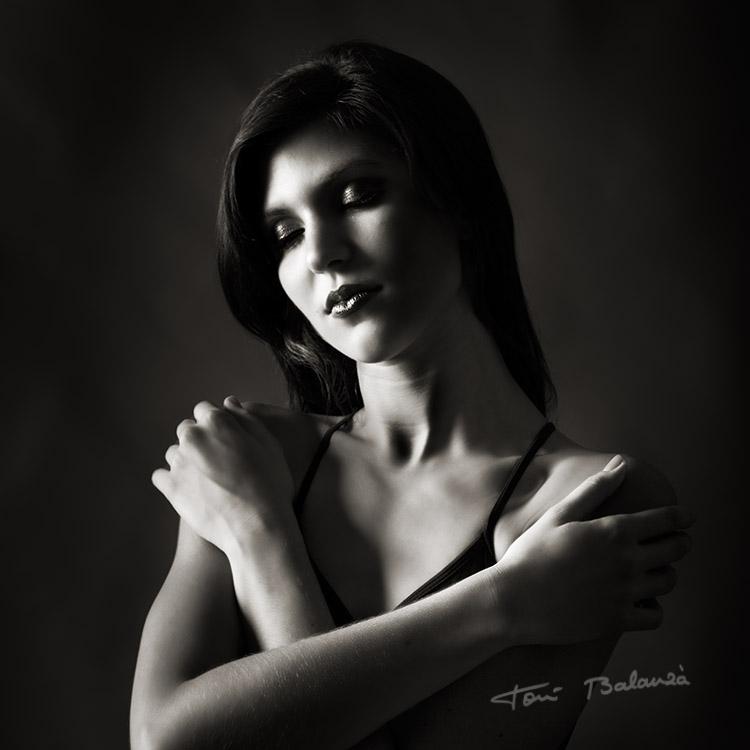 Retrato de La-bailarina-Marina-Benmahammed Sindrome de Stendhal - Sindrome de Florencia